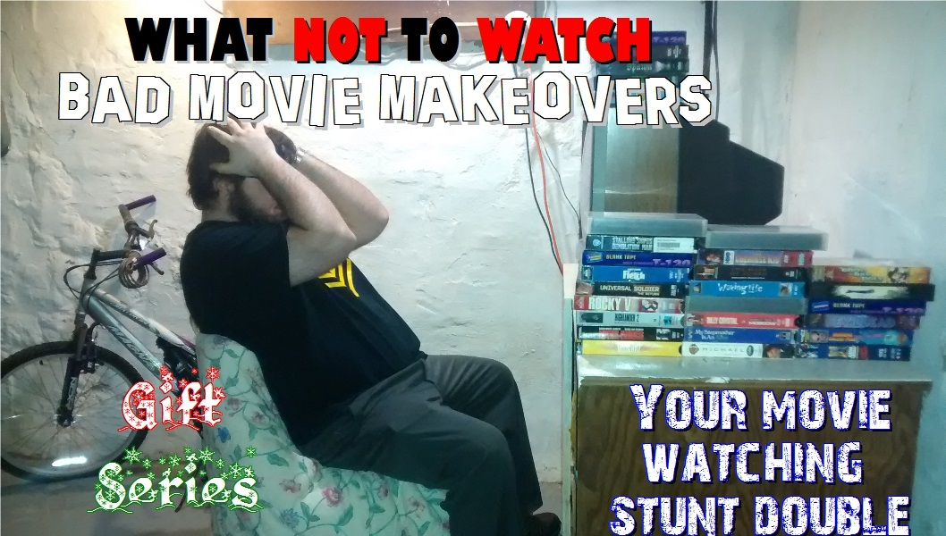 what not to watch � the medallion dont forget a towel