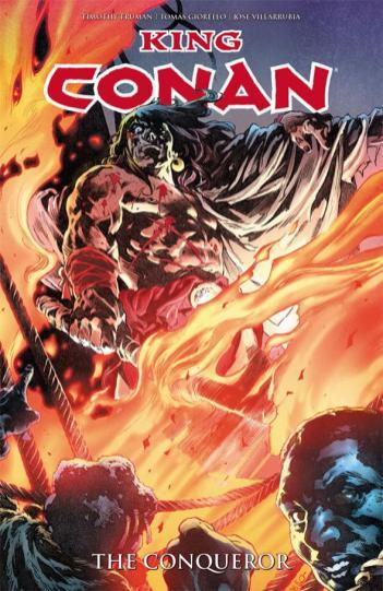 King Conan Vol 4 TPB