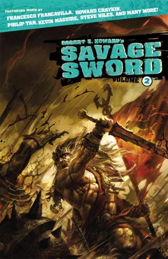Savage Sword vol 2