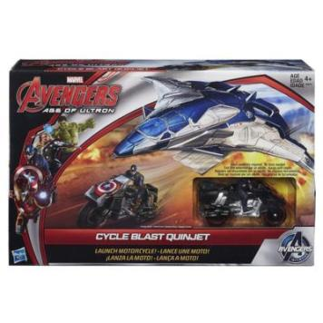 Hasbro Age of Ultron Quinjet 02