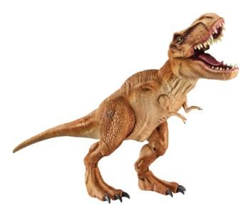 Jurassic World Stomp & Strike Tyrannosaurus Rex (3)