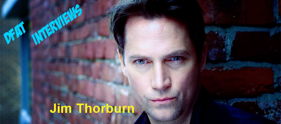 DFAT Interviews: Jim Thorburn talks Helix, acting, motivations, and more!