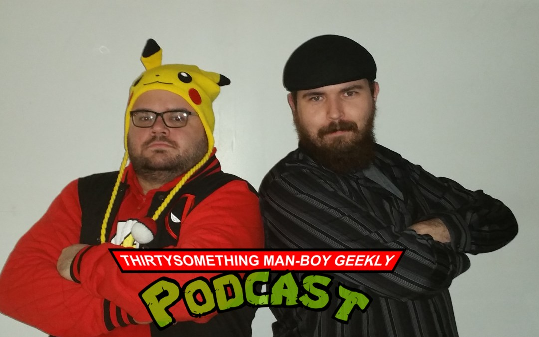 Thirtysomething Man-boy Geekly Podcast – Screwdriver Dennys