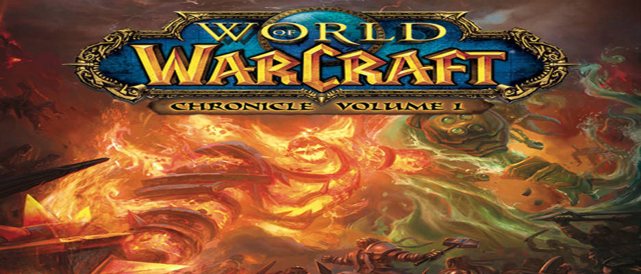 DARK HORSE COMICS SETS DATE FOR WORLD OF WARCRAFT: CHRONICLE VOLUME 1!