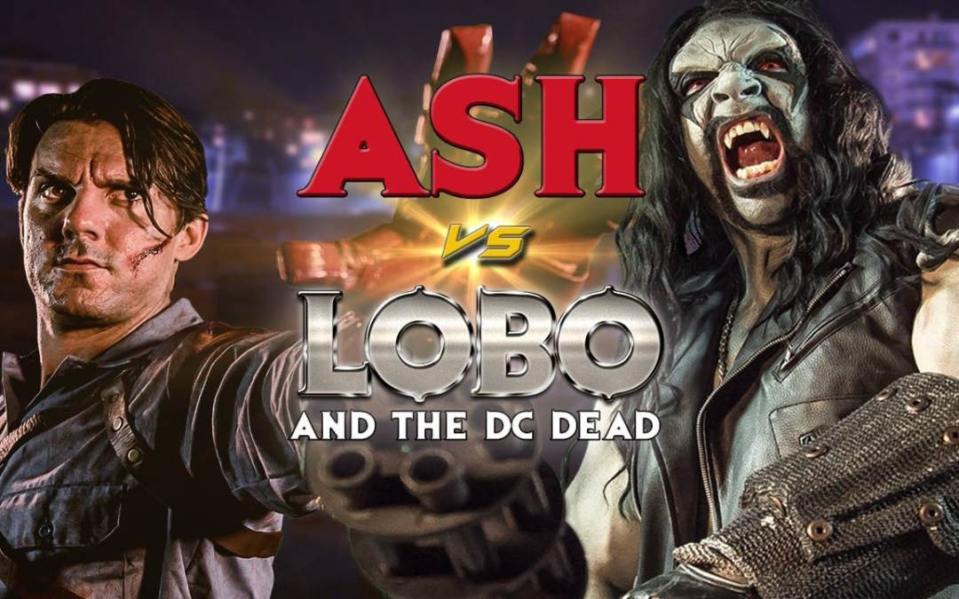 Hail to the Main Man!! Check out the awesome Ash vs Lobo fan-film!