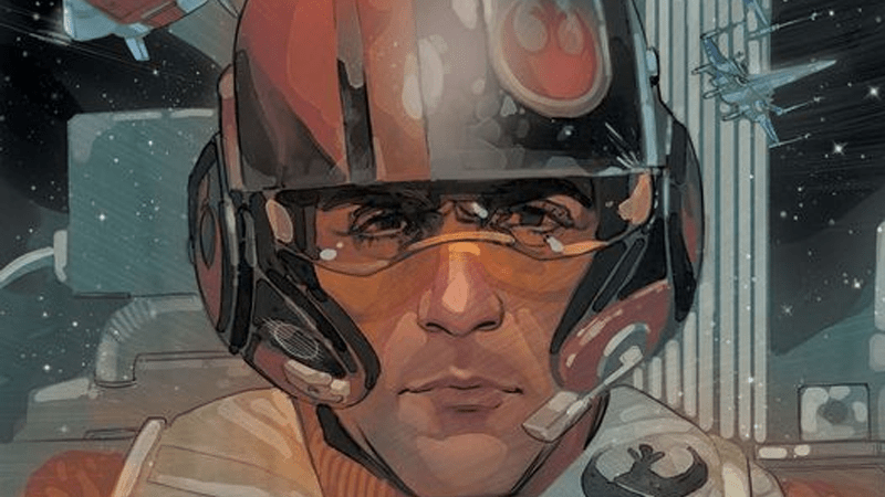 Poe Dameron is the latest Star Wars character to get a comic from Marvel!