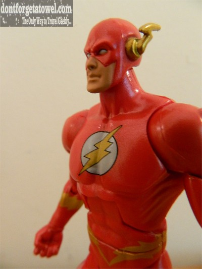 Mattycollector Wally West Flash 04