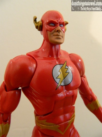 Mattycollector Wally West Flash 05