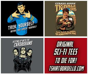 Awesome Sci-Fi Tees