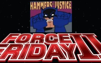Star Wars Force(d) Friday Strikes Back