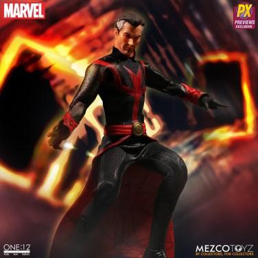 Mezco Defenders Doctor Strange 04
