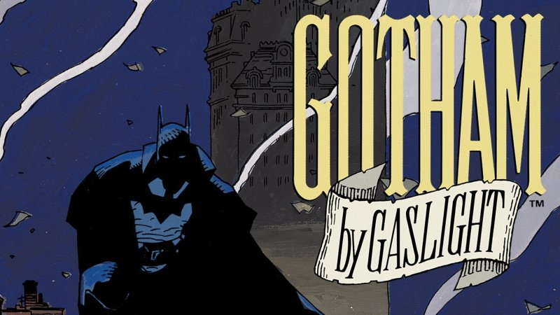 Batman: Gotham by Gaslight trailer