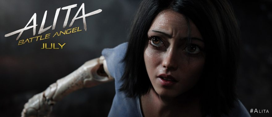 Newest trailer for Alita: Battle Angel is action packed sci-fi epicness!