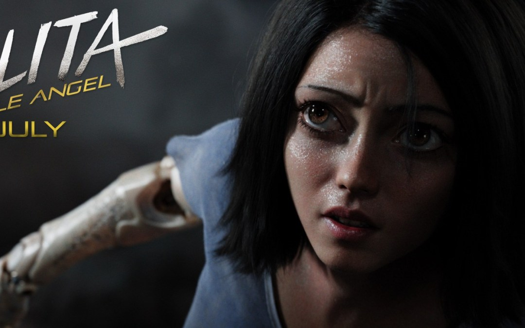Alita: Battle Angel has been a long time coming, but the trailer is finally here!