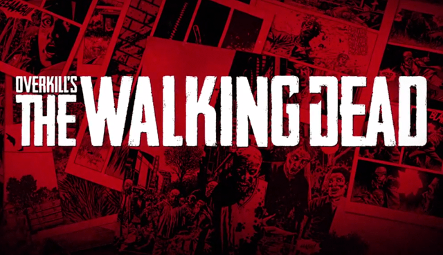 First look at Overkill's The Walking Dead FPS!