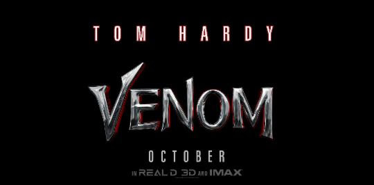 The latest trailer for Venom continues to look like an early 2000s movie starring Tom Hardy!