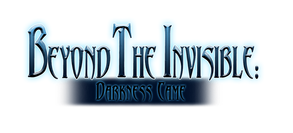 """Hidden Object Game 'Beyond the Invisible: Darkness Came"""" out on Steam!"""