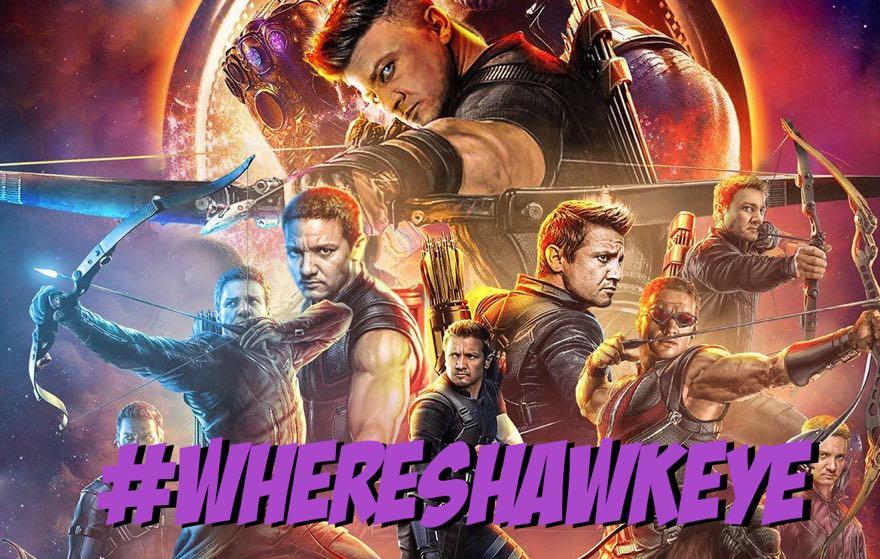 Towelite Talk presents #WheresHawkeye