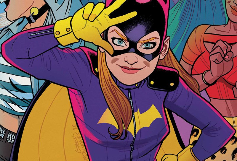 Batgirl swings again as Christina Hodson pens script for DC!