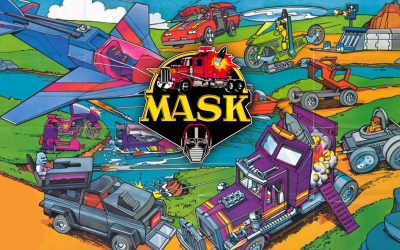 F. Gary Gray to helm ANOTHER car movie and it's M.A.S.K.!