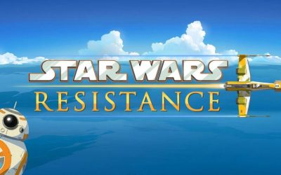 First trailer for Star Wars Resistance Season 2