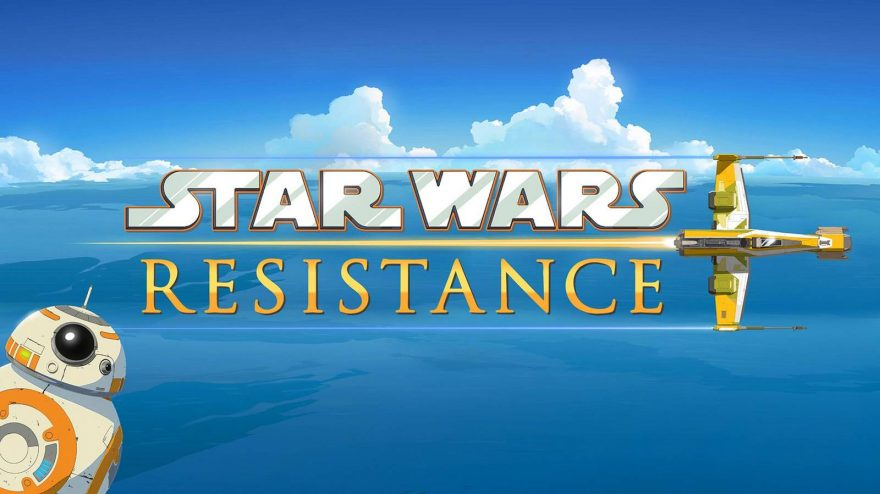 New animated series Star Wars Resistance is on its way!