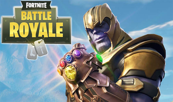 THANOS is making his way to Fortnite!