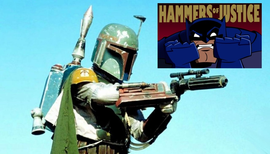 Hammers of Justice: James Mangold set to write and direct a Boba Fett Star Wars Story