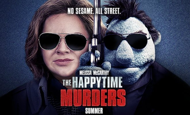 The Happytime Murders REDBAND trailer delivers some NASTY puppet humor!