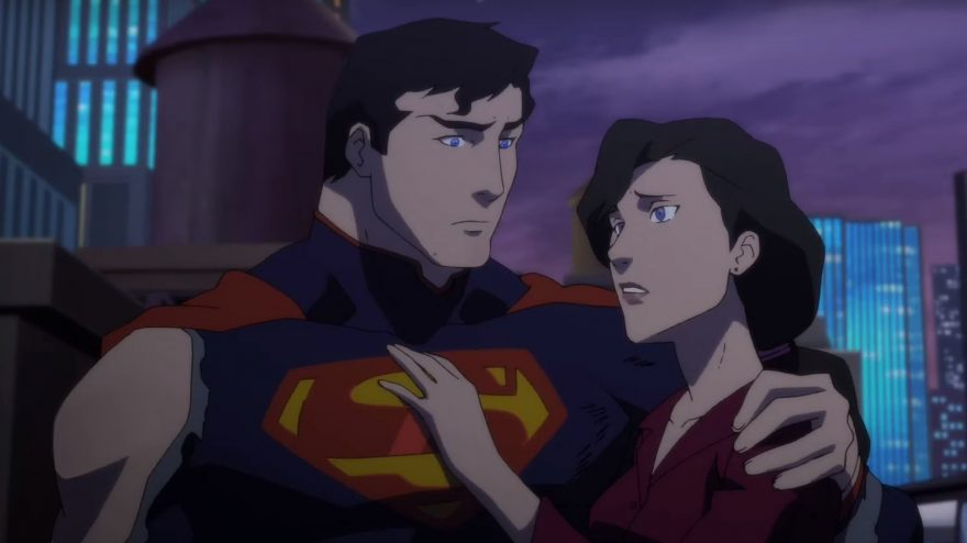 Doomsday is unleashed on the Justice League in The Death of Superman trailer!