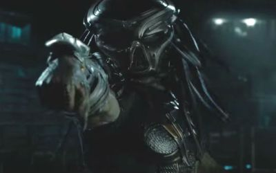New TV Spot for The Predator shows off more action of humans that likely not make it out alive!