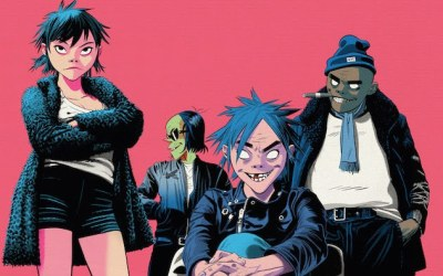 Gorillaz add a Powerpuff Girls Character to the roster and drop two new songs!
