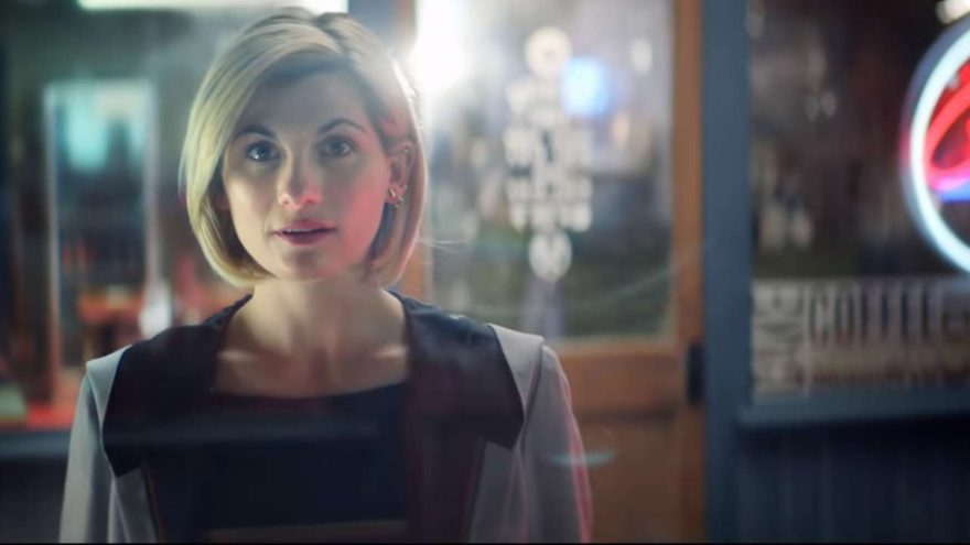 First look at Jodie Whittaker as Doctor Who in latest teaser