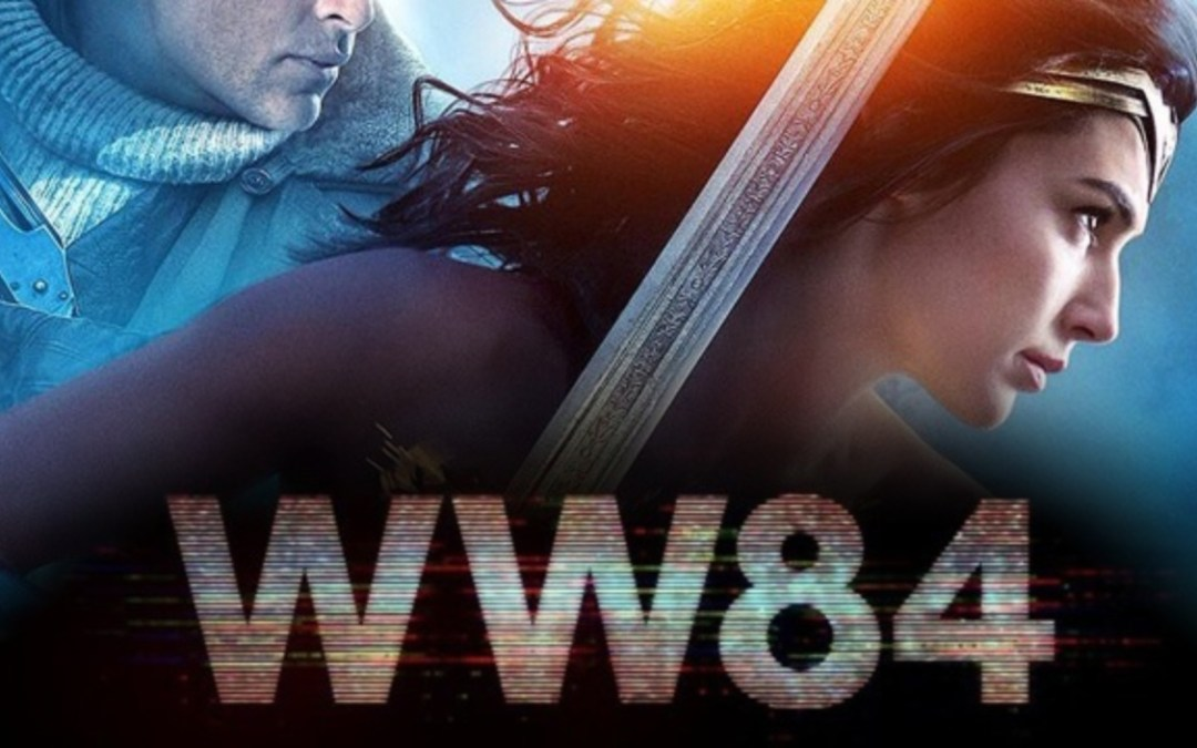 Wonder Woman 84 takes our favorite Amazon's battle to the 80's!