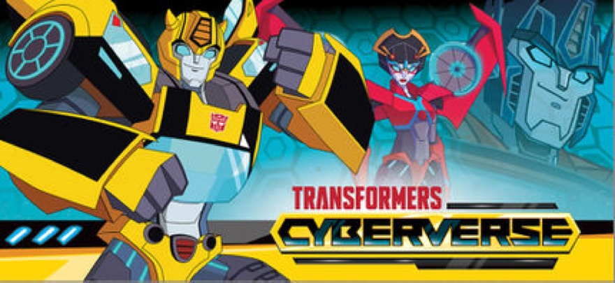 Transformers: Cyberverse Trailer invades the Earth!
