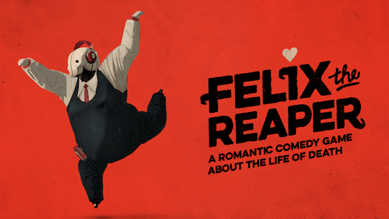 Murderous romcom puzzle adventure game Felix the Reaper is coming soon!