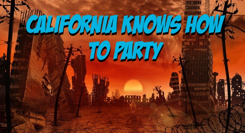 Towelite Talk presents California Knows How to Party