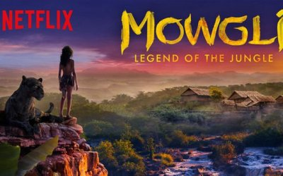 Get a behind-the-scenes look at the making of Mowgli: Legend of the Jungle!