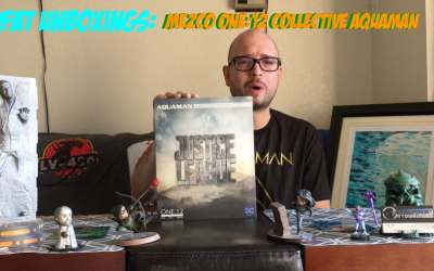 DFAT Unboxing: Mezco One:12 Collective Aquaman