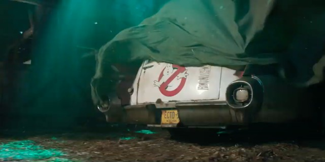 Ghostbusters – Watch the teaser for the newly announced film coming in 2020!