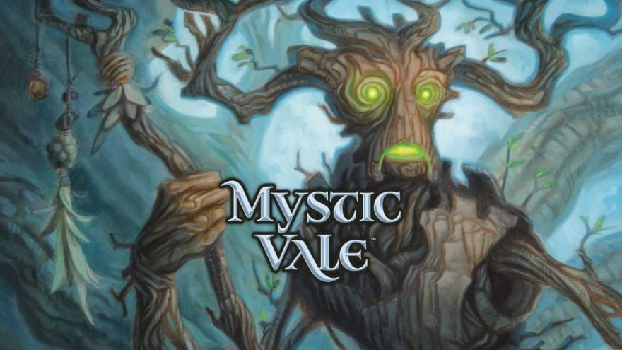 Groundbreaking Card-builder Mystic Vale launches on Steam January 31st!