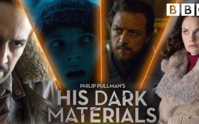 Our first look at His Dark Materials series from the BBC