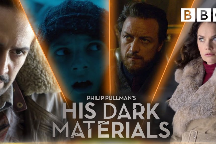 His Dark Materials trailer gives us a better look at the upcoming HBO series!