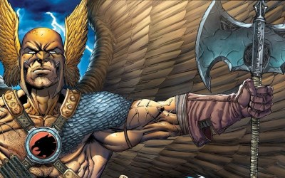 Hawkman rumored to join the Black Adam movie