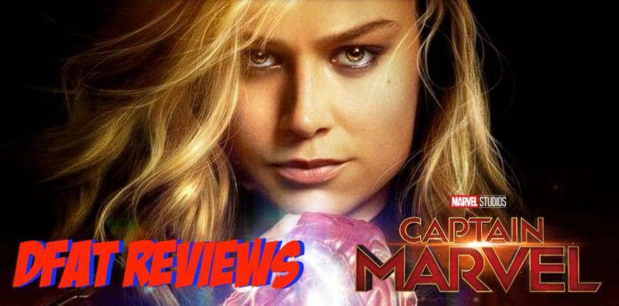 DFAT Reviews: Captain Marvel