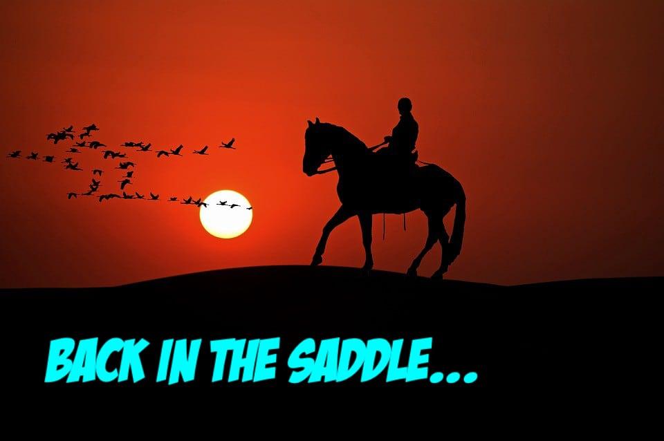 Towelite Talk Episode #12 – Back in the Saddle