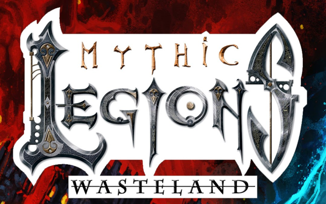 Mythic Legions: Wasteland pre-order is now live!