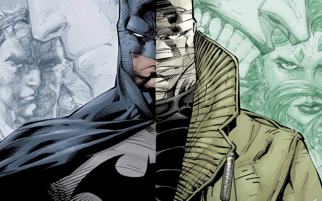 Batman: Hush – The first trailer for upcoming animated DC movie is here!