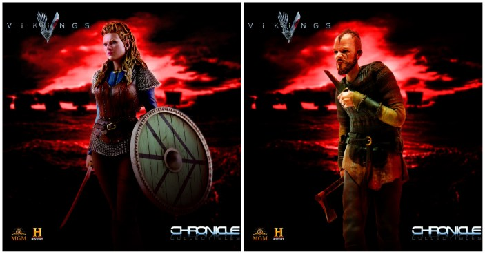 Chronicle_Collectibles_Vikings_statues