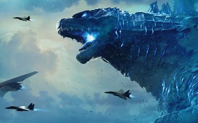 Godzilla Destroys the Internet in all new website!